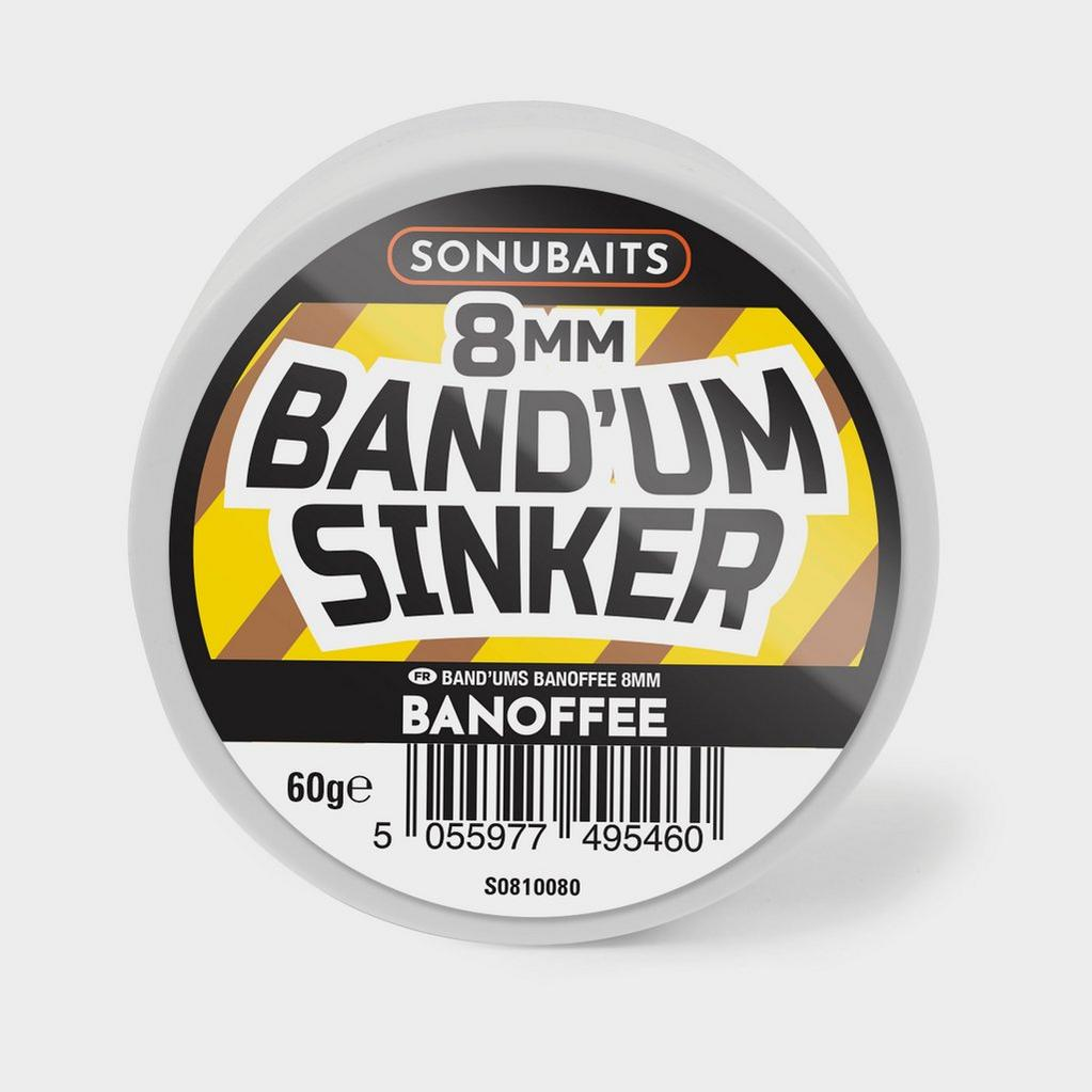 MULTI SONU Band'um Sinkers Banoffee 8mm image 1