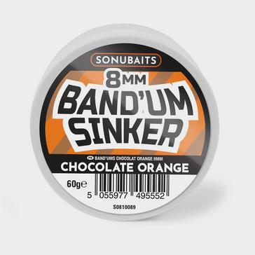 SONU Band'um Sinkers Chocolate Org 8mm
