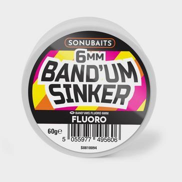 SONU Band'um Sinkers Fluoro 6mm