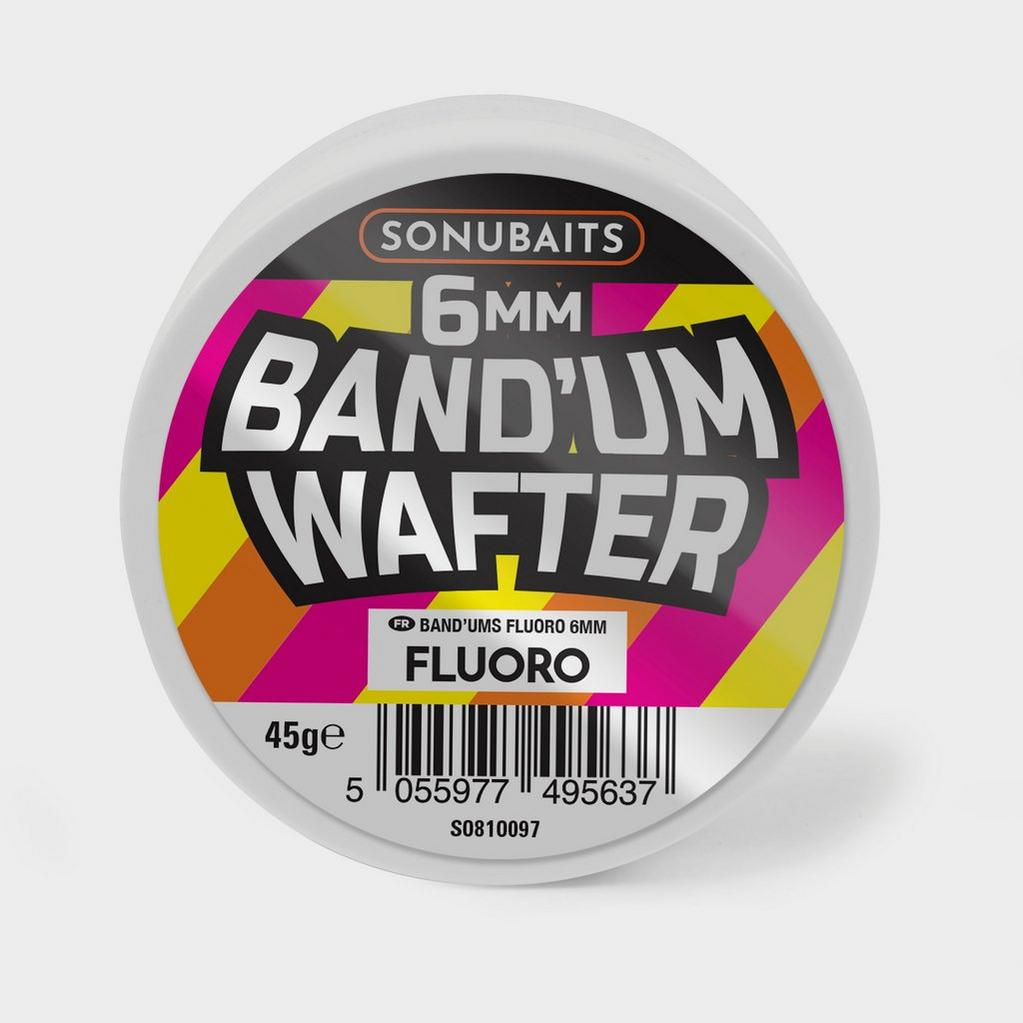 MULTI SONU Band'um Wafters Fluoro 6mm image 1