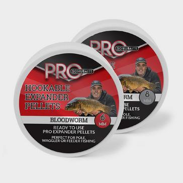 SONU Sonu Hookable Pro Expander Bloodworm 6mm