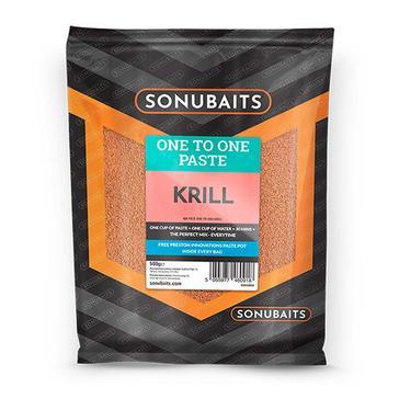 SONU Sonubaits One To One Paste Krill