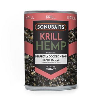 Clear SONU BAITS Hemp + Krill (400g)