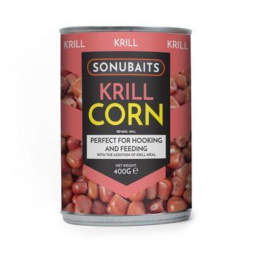 SONU Baits Krill Corn 400G