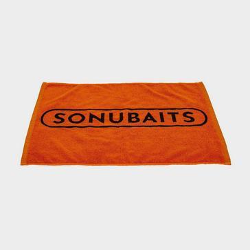 Orange SONU BAITS Towel