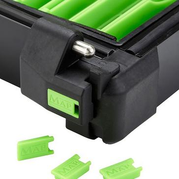 Green Map Winder Tray Indicator Green (4Pk)