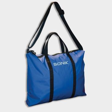 Blue Sonik Fish Bag