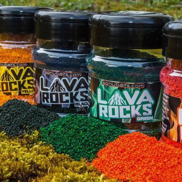 SONU Lava Rocks Black