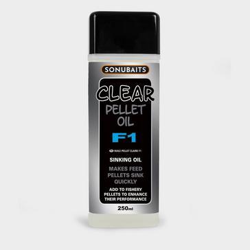 GREY SONU BAITS Clear Pellet Oil F1
