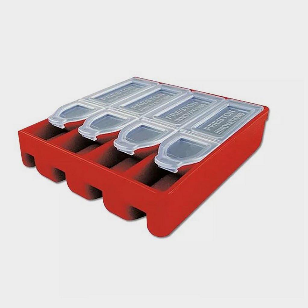 RED PRESTON Stotz Dispenser image 1