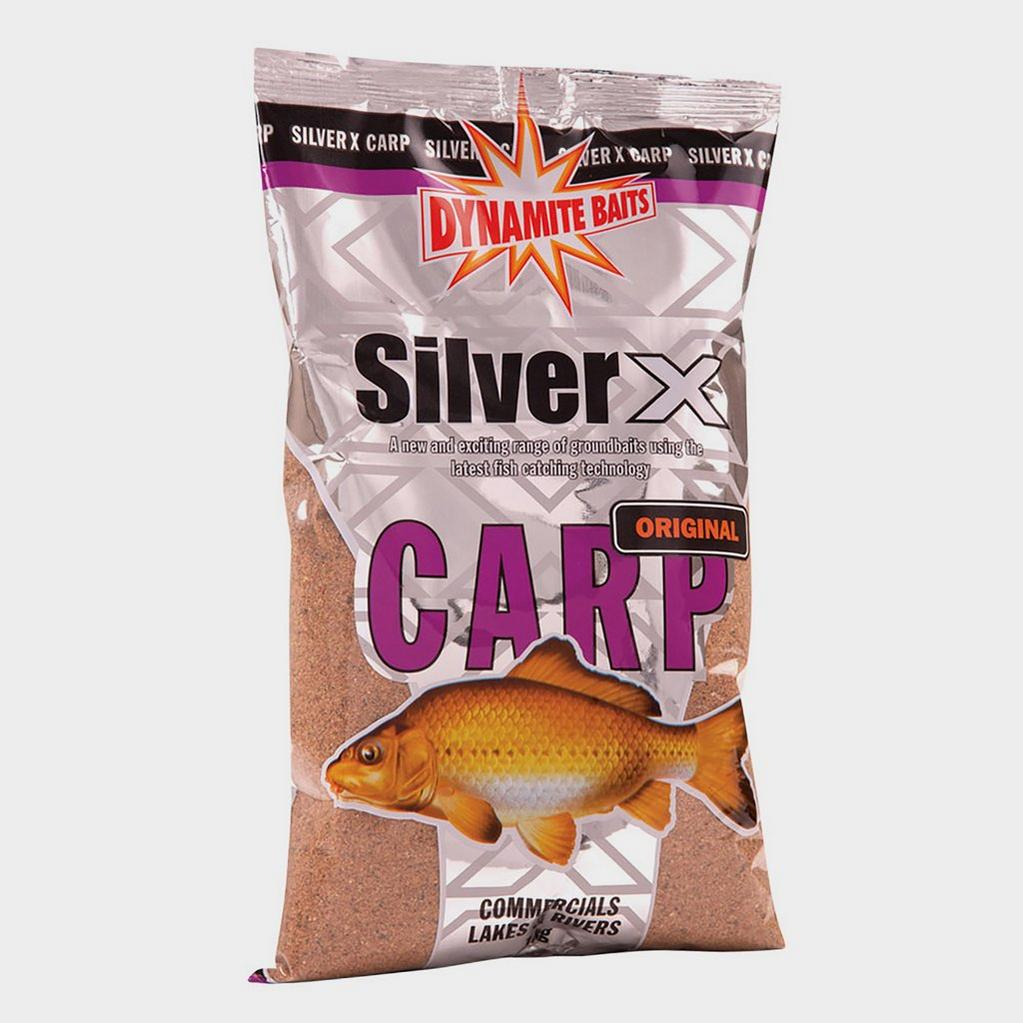 Brown Dynamite Silver X Carp Original 1Kg image 1