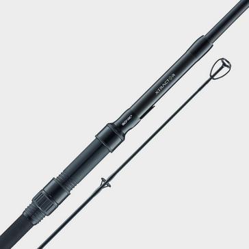 Black Sonik Xtractor® Abbreviated Rod 9ft 3lb