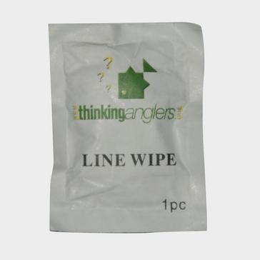 Green THINKING ANGLER Line Wipes