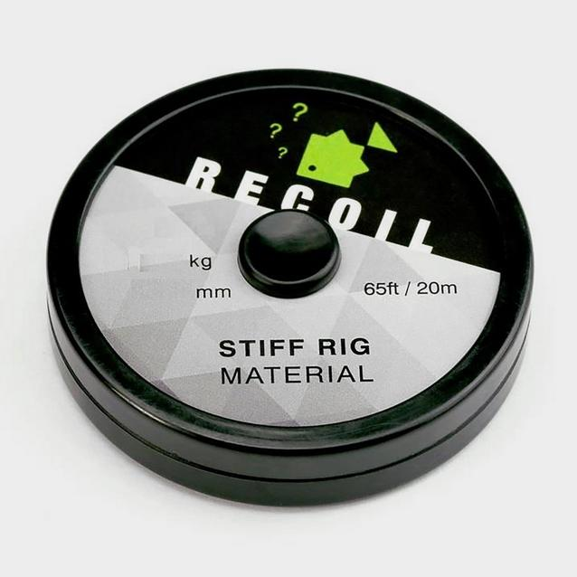 Multi THINKING ANGLER Recoil Stiff Rig Material 20lb image 1