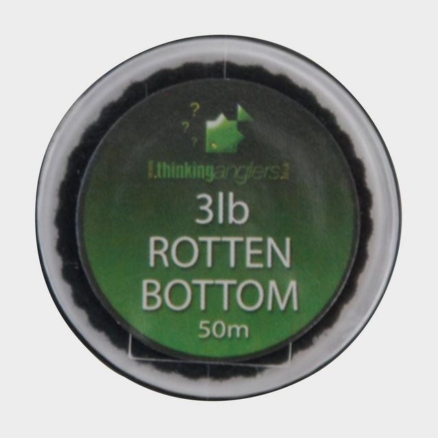 Multi THINKING ANGLER 3lb Rotton Bottom Line image 1