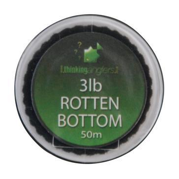 Multi THINKING ANGLER 3lb Rotton Bottom Line