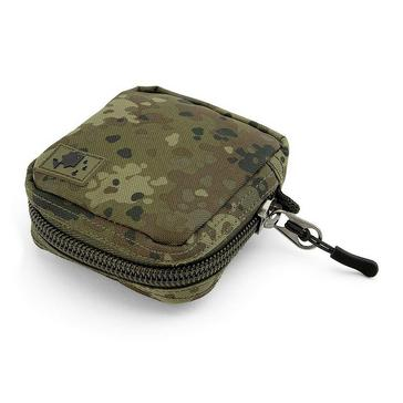Multi THINKING ANGLER Camfleck Small Zip Pouch