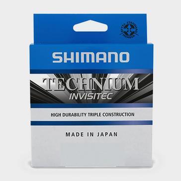 SHIMANO Technium Invisitec Uk 300m 8lb 0.26mm