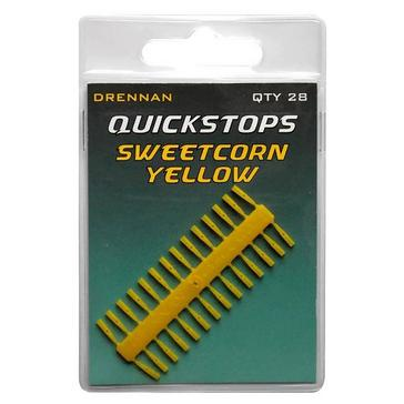 DRENNAN Quickstop Sweetcorn Yellow