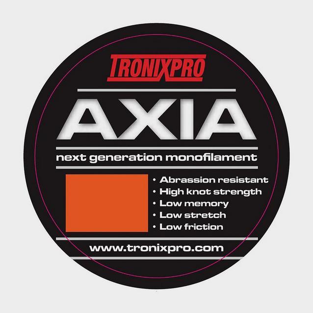 Multi TRONIX Axia 25Lb Hi Vis Red image 1