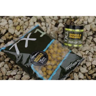 Brown SHIMANO Tx1 Banana & Pineapple Boilie 15mm 1kg