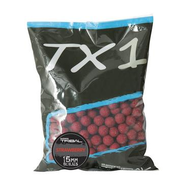 Red SHIMANO Tx1 Strawberry Hookbait Glug (250ml)