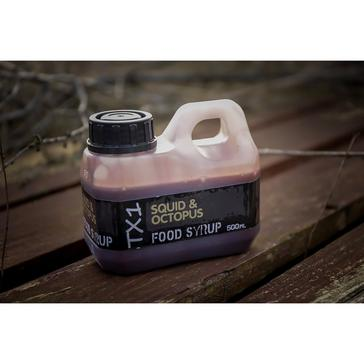 Red SHIMANO TX1 Strawberry Food Syrup 500ml