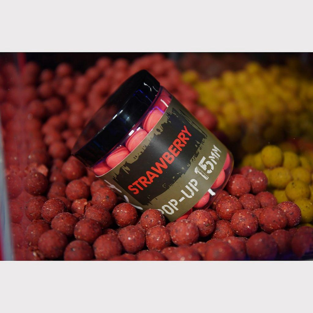 Red SHIMANO Tx1 Strawberry Pop-Up Red 15mm image 1
