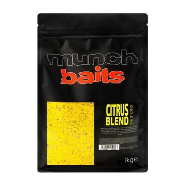 Multi Munch Baits Citrus Blend Stk Mix 1kg