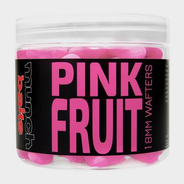 Pink Munch Baits Pink Fruit Wafters 18mm
