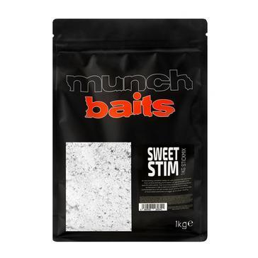 Black Munch Baits Sweet Stim Stk Mix 1kg