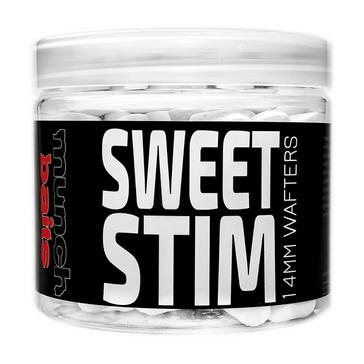 White Munch Baits Sweet Stim Wafters 14mm