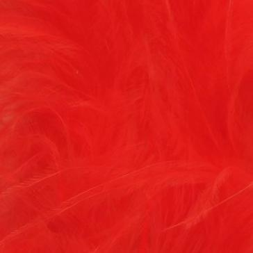 VENIARD VND Marabou Fl Red