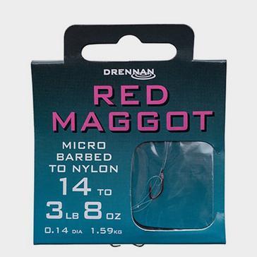DRENNAN DRN Red Maggot 18