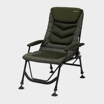 Green SVENDSEN Inspire Daddy Long Recliner Chair with Armrests