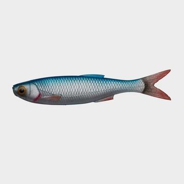 Blue SVENDSEN Craft Dying Minnow Blue Pearl 5.5cm