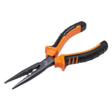 Orange SVENDSEN MP Split Ring Pliers S 12.5cm