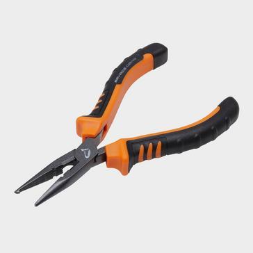 Orange SVENDSEN MP Split Ring Pliers L 22.5cm