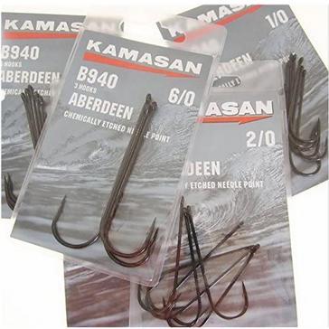 Kamasan KMN B940M Black Aberdeen Size