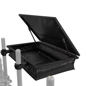 Black PRESTON Stormshield Side Tray (Standard)