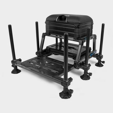 Grey PRESTON Inception Station Seatbox - Graphite
