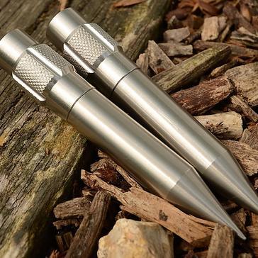 Silver SOLAR TACKLE P1 Stubby Pod Legs