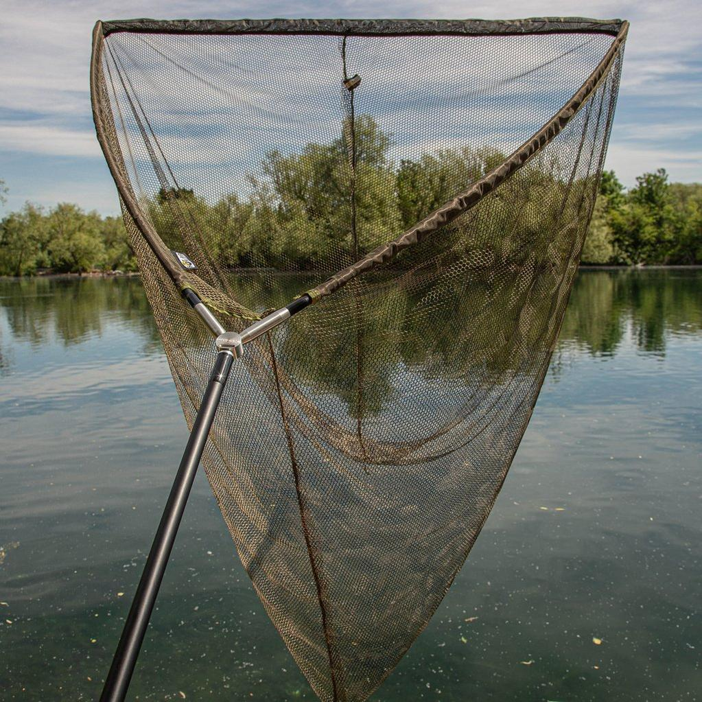 Green SOLAR TACKLE Solar Bow-Lite Net 42inch image 1