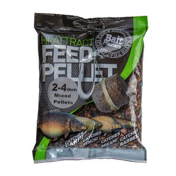 Brown Rod Hutchinson Bait Masters Feed Pellet (Mixed)