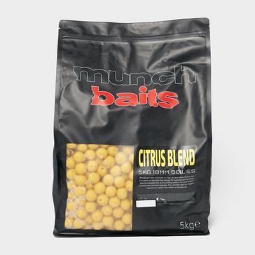 Munch Munch Baits Citrus Blend Boilies 18mm 5kg