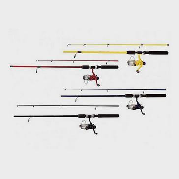 Multi Dam Vibe Rod & Reel Combo