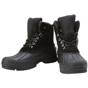 Black Daiwa Hotfoot Airlock Boot