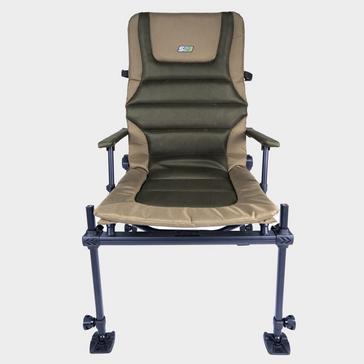 Brown PRESTON Accessory Chair S23