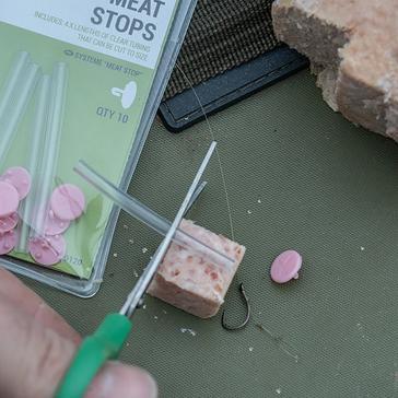 Pink KORUM Meat Stops