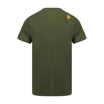 Green Navitas Limited Edition Stannart Linear Tee (Medium)